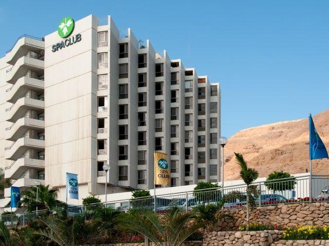 Spa Club, Мертвое море, Израиль