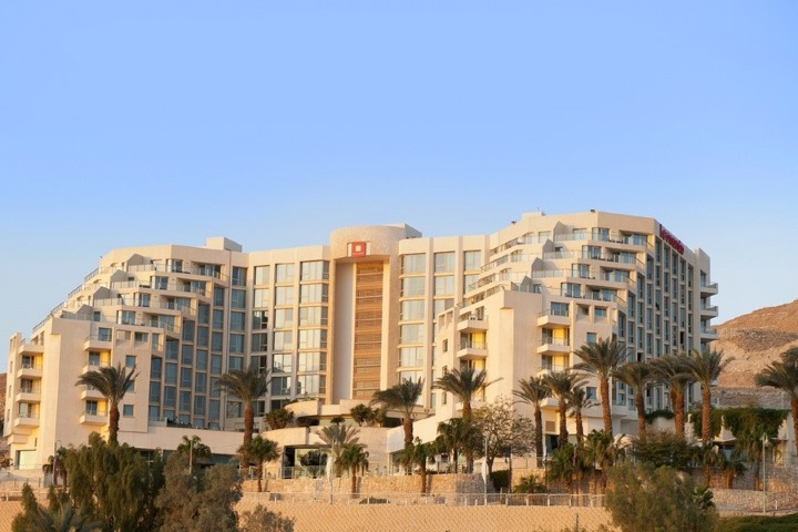 Leonardo Plaza, Мертвое море, Израиль