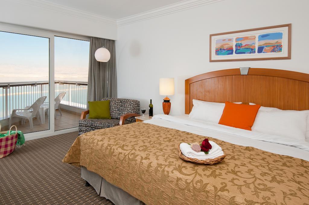 deluxe suite, David Resort & SPA, Мертвое море, Израиль