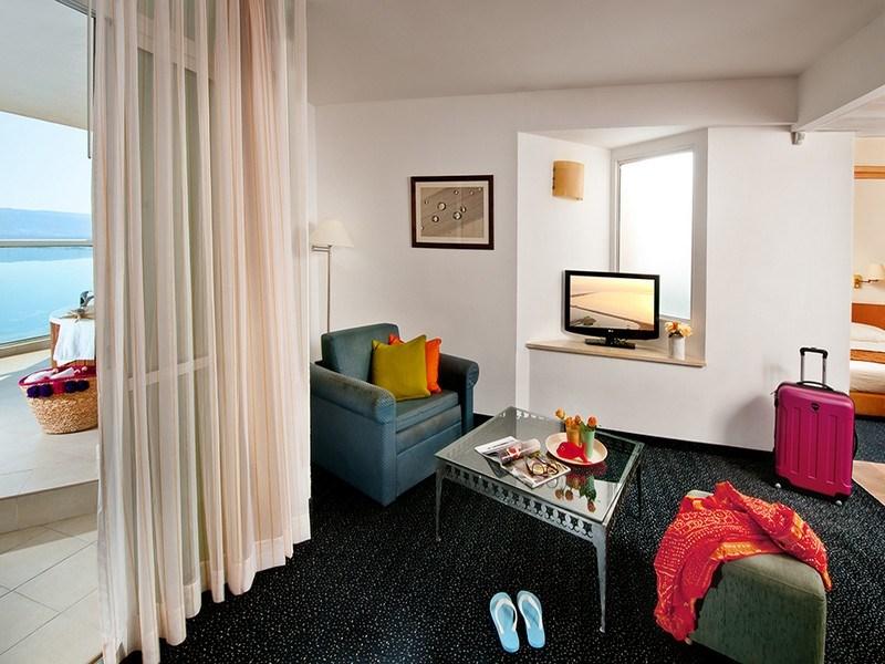 superior junior suite, Leonardo Club, Мертвое море, Израиль