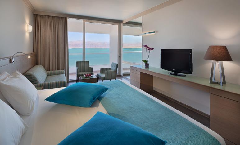deluxe room, Crowne Plaza, Мертвое море, Израиль