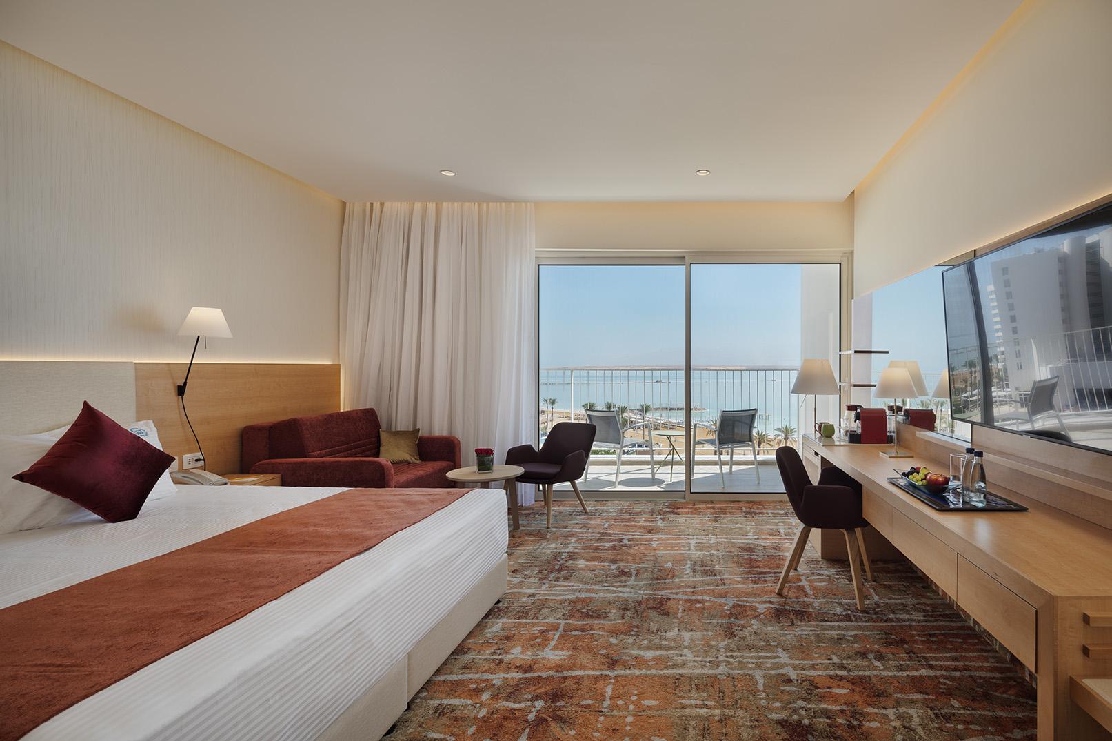 deluxe room, Lot, Мертвое море, Израиль