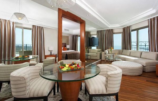 royal suite, Daniel, Мертвое море, Израиль