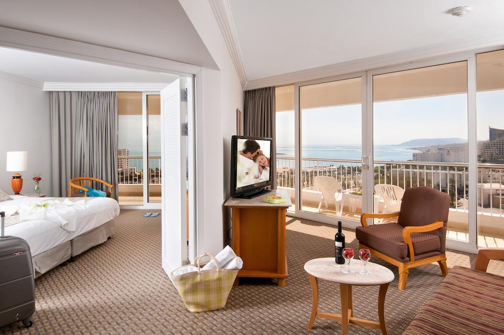 massada suite, David Resort & SPA, Мертвое море, Израиль
