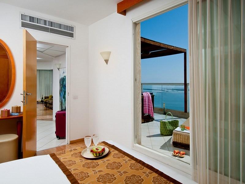 presidential suite, Leonardo Club, Мертвое море, Израиль
