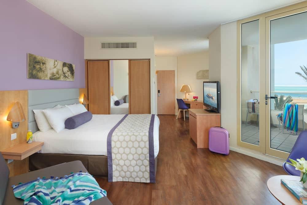 junior suite, Leonardo Plaza, Мертвое море, Израиль