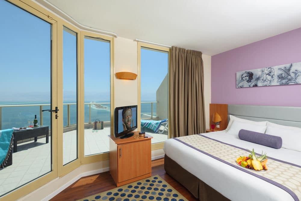 deluxe suite, Leonardo Plaza, Мертвое море, Израиль
