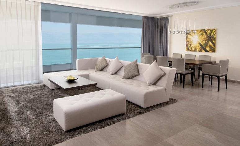 presidential suite, Crowne Plaza, Мертвое море, Израиль